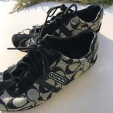 Coach Shoes   Coach Black Sneaker Shoe Size 8   Color: Black   Size: 8