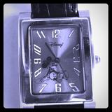 Disney Accessories   Ladies Authentic Disney Mickey Mouse Watch   Color: Black/Silver   Size: Os