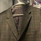 Burberry Suits & Blazers | Burberry Mens Blazer | Color: Brown/Tan | Size: 44l
