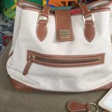 Dooney & Bourke Bags | Dooney & Bourke Small Tote | Color: Tan | Size: 13x10x7