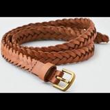 American Eagle Outfitters Accessories   Braided Belt From American Eagle   Color: Brown   Size: Xssm