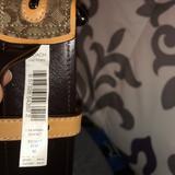 Coach Accessories   Coach Belt   Color: Brown/Orange   Size: Medium