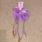 Disney Accessories | Disney Parks Princess Hair Accessory | Color: Purple | Size: Osg