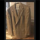 Burberry Suits & Blazers   Mens Burberry Of London Dinner Jacket 47.5   Color: Brown/Tan   Size: 47r