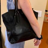 Coach Bags   Premium Leather Coach Shoulder Bag   Color: Black   Size: Os