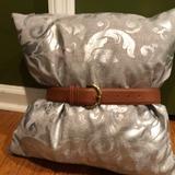 Coach Accessories   Coach Leather Belt   Color: Brown   Size: Medium
