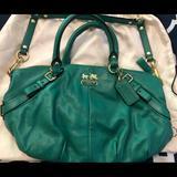 Coach Bags   Coach Purse   Color: Green   Size: Os