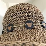 Disney Accessories   Disney Park Sun Hat   Color: Tan   Size: Os