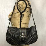 Coach Bags   Ln Coach Black Leather Handbag   Color: Black   Size: Os