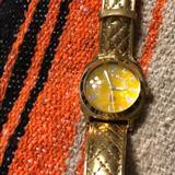 Dooney & Bourke Accessories   Dooney & Bourke Gold Tone Watch   Color: Gold   Size: Os