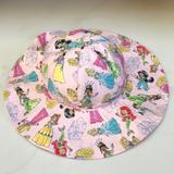 Disney Accessories   Disney Princess Sun Hat   Color: Pink   Size: Osbb