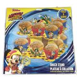Disney Party Supplies   Mickey And The Roadster Racers Snack Stand New   Color: Yellow   Size: Os