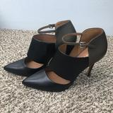 Coach Shoes   Coach Heart High Heels   Color: Black/Green   Size: 8.5