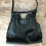 Anthropologie Bags   Anthropologie Vegan Leather Shoulder Bag   Color: Black   Size: Os