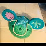 Disney Accessories   Disney Ariel Mickey Mouse Ears Hat Under The Sea   Color: Green   Size: Os