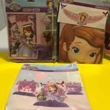 Disney Party Supplies | Disney Sophia The First Party Suplies New | Color: Purple | Size: Os