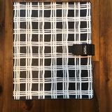 Coach Accessories | Coach Black & White Ipad Case Nwot | Color: Black/White | Size: 10x8