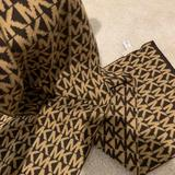 Michael Kors Accessories | Michael Kors Brown Scarf | Color: Brown | Size: Os
