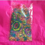 Lilly Pulitzer Kitchen   Lilly Pulitzer Gwp Water Bottle   Color: Blue/Pink   Size: 13.5 Oz