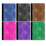 BAZIC Products C/R 100 Ct. Paisley Composition Book, Size 10.0 H x 9.0 W in   Wayfair 5494-48