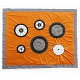 Zoomie Kids Murphy Medium Quilt in Black | Wayfair 10-20024