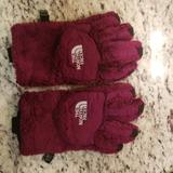 The North Face Accessories | Girls The North Face Gloves, Small | Color: Purple | Size: Small