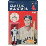 """""""Ted Williams Boston Red Sox Reaction Figure"""""""