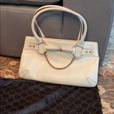 Gucci Bags   Authentic Gucci Handbag   Color: Cream   Size: Os