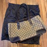 Gucci Bags | Authentic Gucci Handbag | Color: Brown/Tan | Size: Os