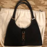 Gucci Bags | Authentic Gucci Gg Handbag | Color: Black | Size: Os