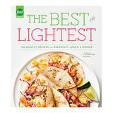 """""""Food Network Magazine """"""""The Best & Lightest"""""""" Healthy Recipes Cookbook, Multicolor"""""""