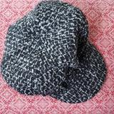Nine West Other   New Nine West Newsgirl Hat   Color: Black/Gray   Size: Os