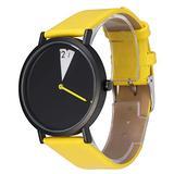 SK Women Watch Wrist Watches for Women,Japanese Quartz Wrist Watch, Ladies Business Watch, Leather Band Watch(Leather,WA023)