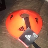Adidas Other | Never Used Agility Cones | Color: Orange/Tan | Size: Os