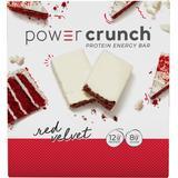 Power Crunch Power Crunch Red Velvet-12 Bars