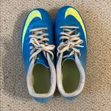 Nike Shoes | Nike Kids Soccer Cleats | Color: Blue/Green | Size: 3g