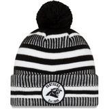 Men's New Era Black Carolina Panthers 2019 NFL Sideline Home Sport Knit Hat