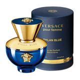 Versace Dylan Blue Pour Femme By Gianni Versace 3.4 OZ Eau De Parfum for Women's