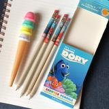 Disney Other | Finding Dory Scented Pencils | Color: Cream | Size: Os