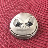 Disney Other   Disney Jack Skellington Pin   Color: Cream   Size: Os