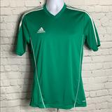 Adidas Shirts   Adidas Mens Soccer Jersey Size Small Green   Color: Green/White   Size: S