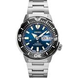 Automatic Prospex Diver Stainless Steel Bracelet Watch 42.4mm - Metallic - Seiko Watches