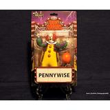 """NECA Toony Terrors - IT – 6"""" Scale Action Figure - Stylized Pennywise (1990)"""
