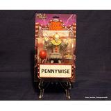 """NECA Toony Terrors - IT - 6"""" Scale Action Figure - Stylized Pennywise (2017)"""