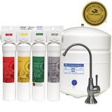 Watts Premier Pure Plus Voc Reverse Osmosis Filtration System, Size 15.0 H x 15.0 W x 15.0 D in | Wayfair WP531417