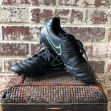 Nike Shoes   Nike Tiempo Youth Soccer Cleats Size 4.5y   Color: Black   Size: 4.5b