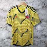 Adidas Shirts   Adidad Colombia Mens Soccer Jersey 130$ Climachill   Color: Yellow   Size: Various