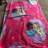 Disney Other   4 For $15 - Disney Frozen Blanket   Color: Pink/Red   Size: Osg