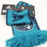 Adidas Accessories | Adidas Real Madrid Scarf New With Tags | Color: Blue | Size: Os
