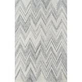 Momeni Cortland Wool Area Rug, 2' X 3', Grey